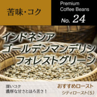 コーヒー豆 インドネシア マンデリン 自家焙煎