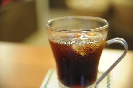 アイスコーヒーの季節のイメージ